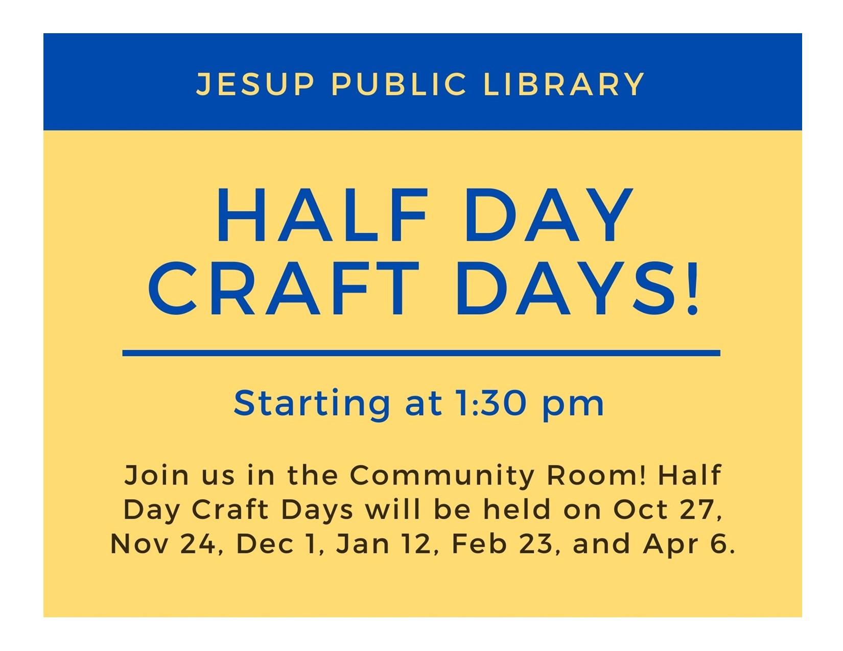 Half Day craft day.jpg